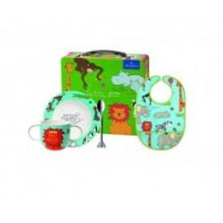 baby Set 3pcs w.mit.suitcase