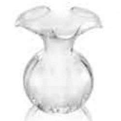Primula vase H29cm optic clear