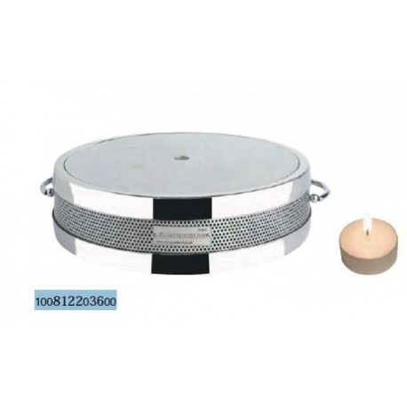 Round electrical resistance