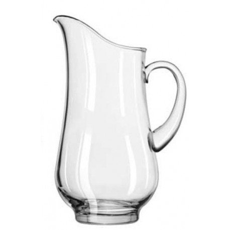glass pitcher