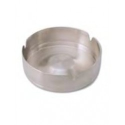 Round ashtray ,embossed m