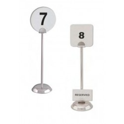 card holder table number sta