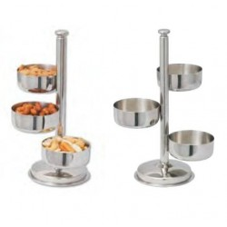 appetizer stand with3 revolv