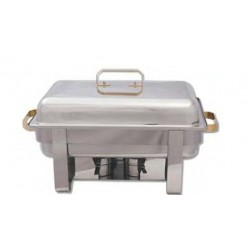 rect.GNchafing dish ss stand