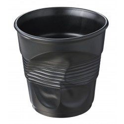 Crumple IceBucket,satin black