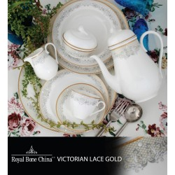 Victorian Lace Gold