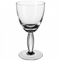 New Cottage Crystal White Wine Glass