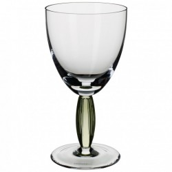 New Cottage light green Water goblet 173mm
