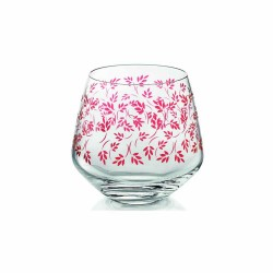 Water Tumbler cl.39  Red decoration