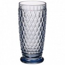 Boston coloured Highball/beer tumbler blue 162mm