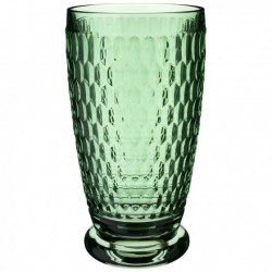 Boston coloured Highball/beer tumbler green 162mm