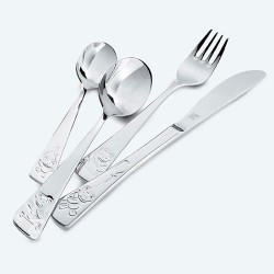 Children cutlery set 4 pieces