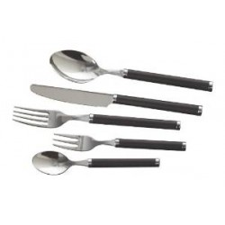 Play Choco Brown cutlery set 30 pieces