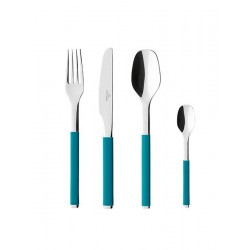 S+ Petrol cutlery set 30 pieces