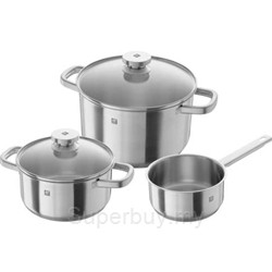 Cookware set 3 pieces